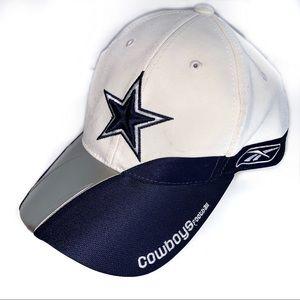 Dallas Cowboys Adjustable Hat